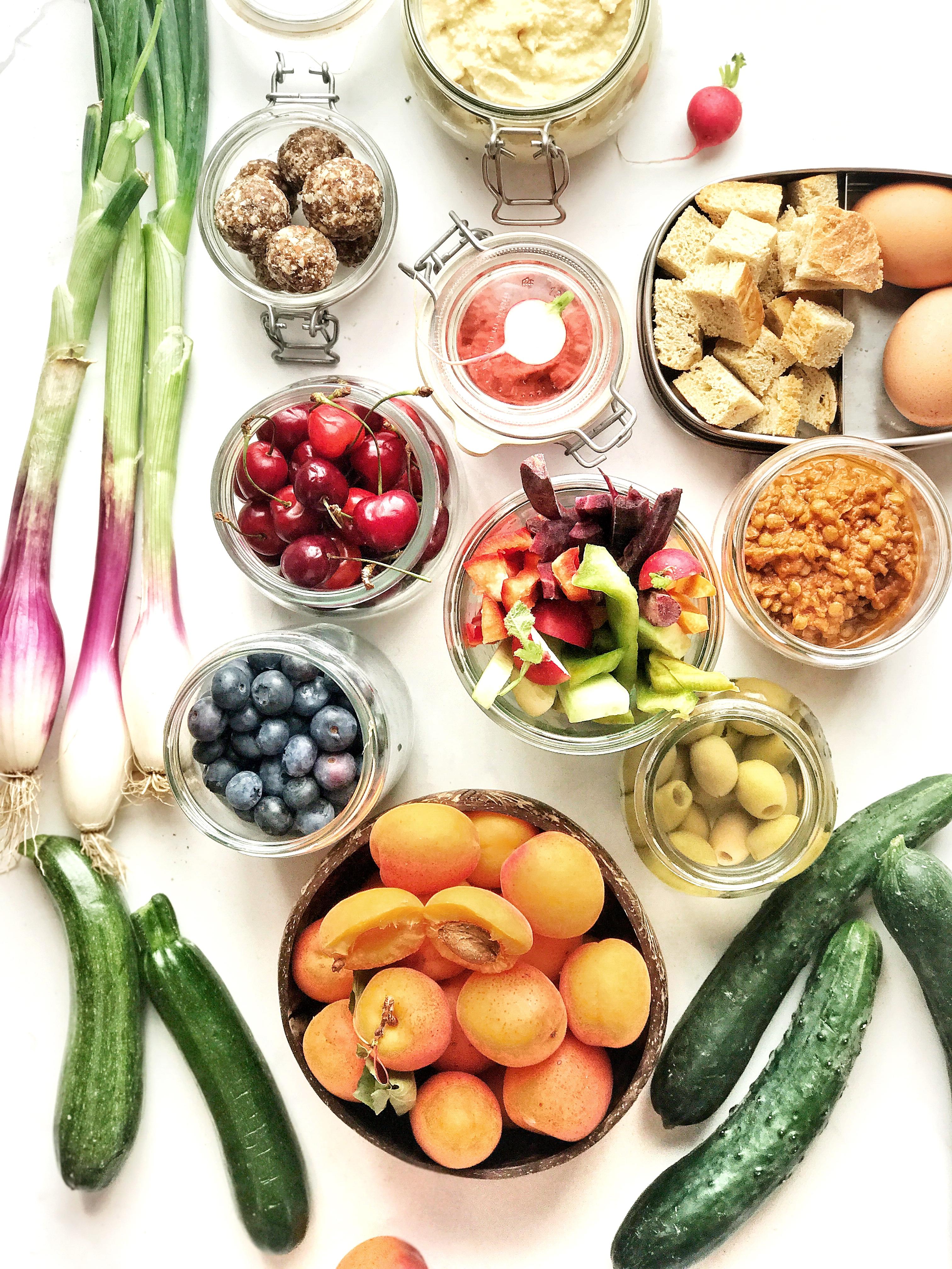 Come Organizzare I Pasti Settimanali meal prep & planner scaricabile per organizzare il menu